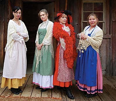 """A Woman's Hand"" is being performed every Sunday through Nov. 9 at the Blazin' M Ranch."