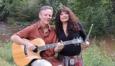 Rick Cyge and Lynn Trombetta