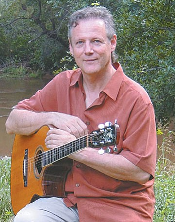 Friday, July 31, enjoy an evening of wine and music with Rick Cyge at Page Springs Cellars in Cornville, from 5:30-8:30 p.m. Courtesy photo