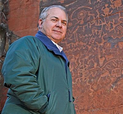 Ken Zoll, Executive Director, Verde Valley Archaeology Center. (Courtesy photo)