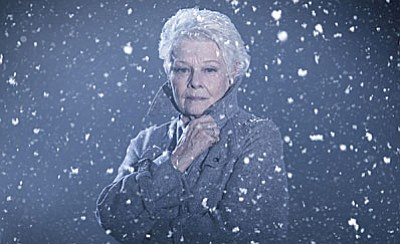 "The first season of the Kenneth Branagh Theatre Company Live promises an exceptional series of plays broadcast to cinemas from London's Garrick Theatre over the course of a year. The first of the series is ""The Winter's Tale"" -- starring Academy Award-winner Judi Dench and Kenneth Branagh -- showing in Dec. 26-30 in Sedona."