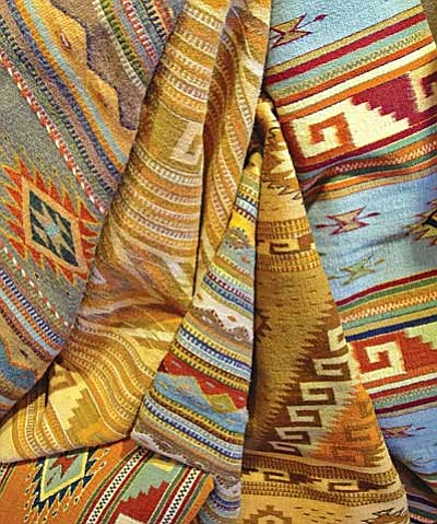 Zapotec Rugs Showcased At Turquoise Tortoise Gallery The