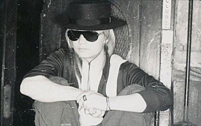 The story behind literary persona JT LeRoy, the fictional writer created by American author Laura Albert.