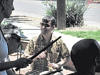 The focus of the first series of classes will be on djembe technique, and on building the basic foundation required to play increasingly complex (and fun) rhythms that will covered in the next series of classes.