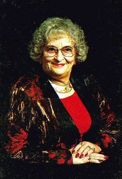 Alma Inez Johnson