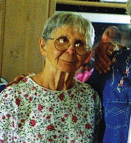 Dorothy Wilma Hodge