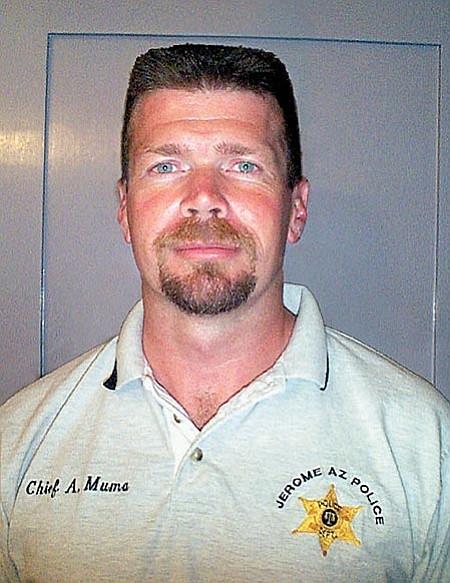 Police Chief Allen Muma