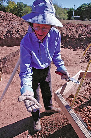 VVN/Steve Ayers<br> This month, the State of Arizona celebrates that universal fascination. March is Arizona Archaeology and Heritage Awareness Month. If you happen to live in the Verde Valley, and you happen to dig old stuff, there will be plenty to do.