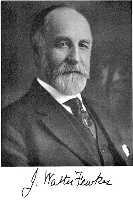 J.W. FEWKES