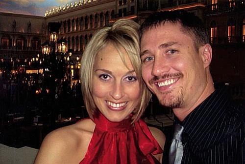 Rebecca Ann and Donald Durran