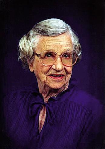 Lillian L. Van Gorder