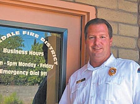 Chief Joe Moore