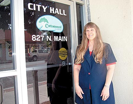 """Mayor Diane Joens:  """"Staff put in tremendous time on a difficult budget and we still maintained 'core services."""""""
