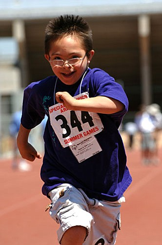 The Special Olympics of Northern Arizona has decided to sponsor an annual fundraiser, the first being held in Camp Verde on Saturday, Sept. 6, to help defray the cost of transportation, uniforms, equipment, meals and lodging at their annual meets.