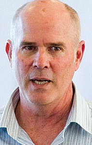 Mayor Doug Von Gausig