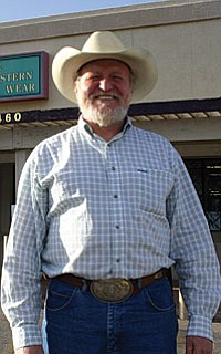 Stanley Anderson started the Cowboy Shop in 1983 in the same shopping center with Safeway. He moved the store to its current location in 2001 and expanded the store to 4,500 square feet.
