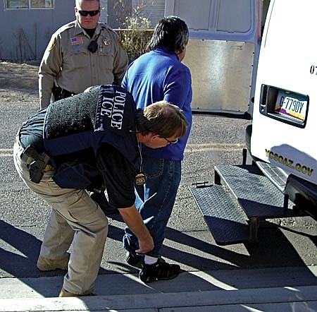 Eighty criminal aliens, immigration fugitives and immigration violators have been removed from the United States or are now facing deportation resulting from an enforcement action carried out by an interagency task force led by the U.S. Immigration and Customs Enforcement (ICE) Fugitive Operations Team in Arizona.