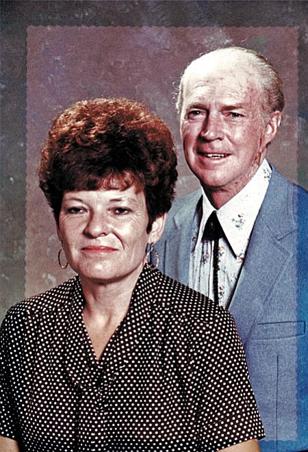 Harold and Diane Lovett