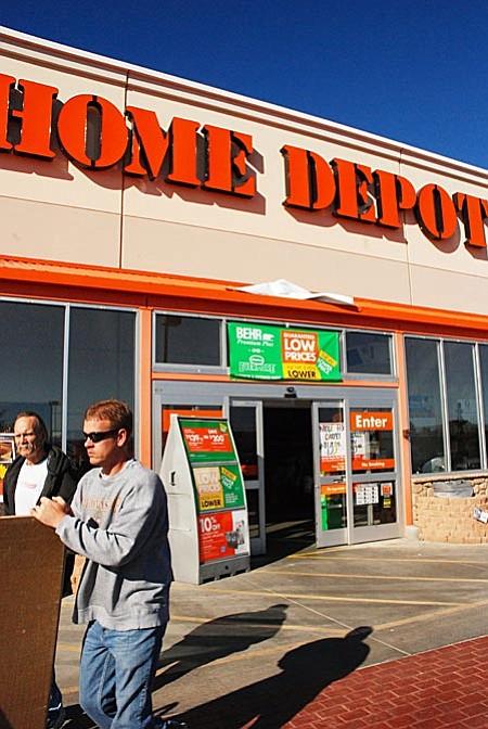 No Job Cuts For Home Depot The Verde Independent Cottonwood Az