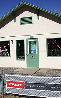 Zoomers Bike & Gear recently relocated to 743 N. Main St. in Old Town Cottonwood. The company specializes in all styles of bicycles and offers service and accessories.
