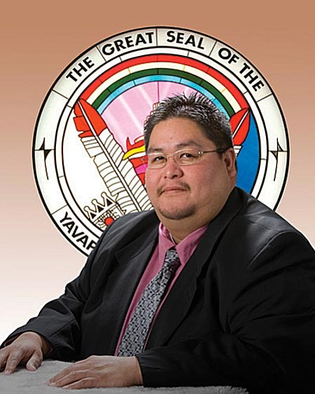 """Yavapai-Apache Nation Chairman Thomas Beauty: """"As a tribal leader, I refuse to compromise the sustainability and longevity of the our people's future. The Nation is entitled to its rights to water and will enforce its rights in order to conserve and protect the primary source of our water."""""""