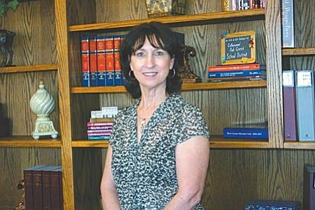 Superintendent Barbara U'Ren