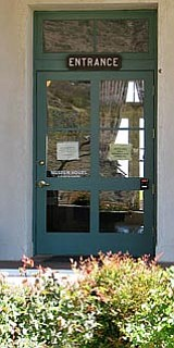 The doors to the Douglas Mansion at Jerome State Historic Park will close this week.