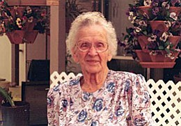 Doris Malinda Alexander