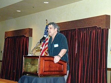 David G. Cook, Chairman, Sedona Village Business Association
