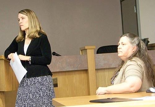 VVN/Jon Hutchinson<br> Jodie Filardo and Sherry Bailey answer questions on Broadband Cooperative.