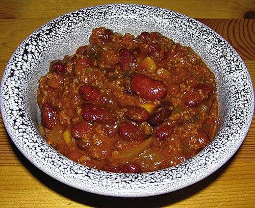 Chili Cook-Off for Cornville  June 6 The Cornville Community Association announces a CASI-sanctioned Chili Cook-Off at Windmill Park in Cornville. There will be two Chili divisions, all of it prepared on-site: People's Choice Chili includes whatever ingredients are usually found in your chili. Judging will be by the tasting public. Competition Red Chili is to be prepared from scratch, with no prepared mixes or marinades, and no fillers. A panel of tasters will judge the Red Chili entries. The Cook-off is open to Chili Cooks of all ages for the people's choice chili, (competition Red chili cooks must be 18 to participate) and open to the public for tasting. The Entry Fee, payable the day of the event, for Competition Red Chili Cooks is $10, with checks made payable to YCS (Yavapai Chili Society). Cups and spoons will be provided to tasters, for a small fee. Proceeds from the event will benefit the Cornville Community Association There is no entry fee for tasters or People's Choice Chili Cooks.  Cooks must provide all ingredients (purchased from a supermarket or other approved source) plus: propane stove (or other cooking device able to heat the chili to 165 degrees); cooking pot & utensils to cook & serve; an ice chest with ice for raw meat only; bleach water for 3-station sanitizing; and a canopy. On site cooking must be done under the canopy. Come watch the preparations beginning at 10 a.m. People's Choice Chili tasting & voting begins at 11 a.m. Competition chili tasting at 1 p.m. Contact Lois Hook at (928) 649-3190 or e-mail loishoo@cableone.net for either set of chili rules and to pre-register.