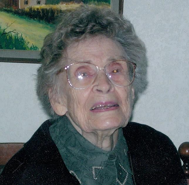 Mildred Lucille McCracken