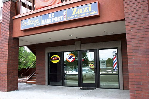 VVN/Philip Wright ZAZI Hair & Brow is now open at 637 N. Main St., Suite 1-A in Cottonwood. Owner and cosmetologist Marianna Tripp offers advance techniques in both haircutting and eyebrow shaping.