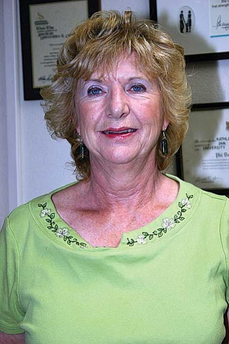 Clarkdale-Jerome Superintendent Kathleen Fleenor
