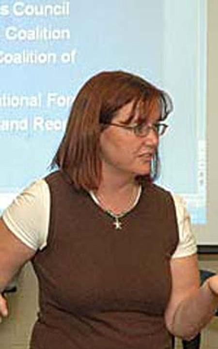 Yavapai County Community Planner Tammy DeWitt