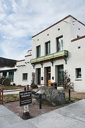 According to County Supervisor Chip Davis' office, there will be a meeting on Thursday between his office, the Jerome Chamber of Commerce and the Jerome Historical Society to begin formulating plans to re-open the Jerome State Historic Park once the current construction project is completed. VVN/Jon Pelletier<br/>