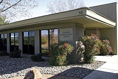 Arizona Dermatology Group has moved into a remodeled and expanded office at 203 S. Candy Lane, Suite 14 in Cottonwood.