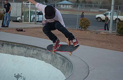 Valley Kids Can Skate The Verde Independent Cottonwood Az