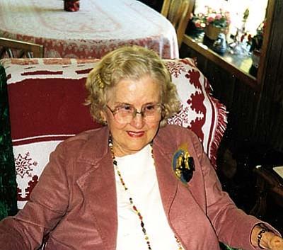 Virginia Evelyn Morris