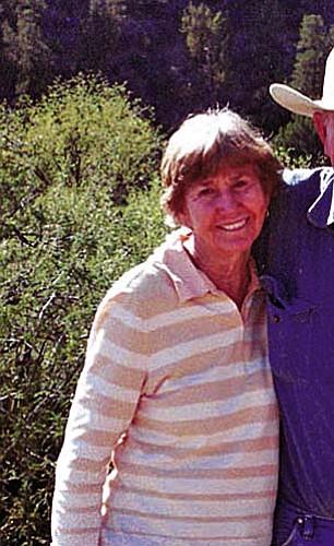Audrey Clair Parker