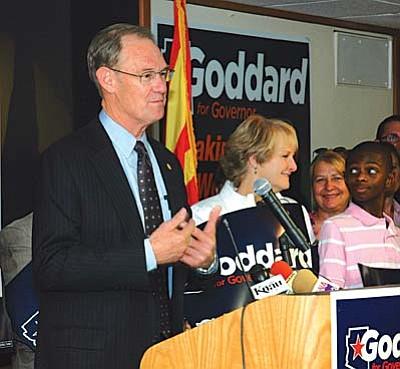 Terry Goddard