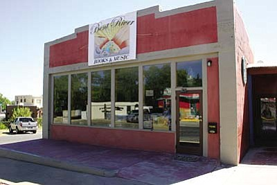 VVN/Philip Wright<br /><br /><!-- 1upcrlf2 -->Bent River Books & Music recently opened at 1124 N. Main St. in Old Town Cottonwood. The store offers new and used books, used vinyl records and CDs, and gifts.