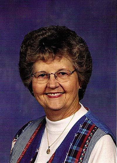 Marjorie Verl Jones