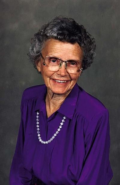 Shirley Elizabeth Jordan Hopkins
