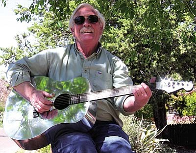 Ed Dowling at Bent River June 11<br /><br /><!-- 1upcrlf2 -->June 11<br /><br /><!-- 1upcrlf2 -->Bent River Books & Music presents Ed Dowling, Open Tuning Guitar, Dobro, 5 String Banjo, Slide Guitar, Contemporary Eclectic Acoustic, Organic Boogie Music. Dowling plays 6-8 p.m. The book store is at 1124 N. Main St., in Old Town Cottonwood.<br /><br /><!-- 1upcrlf2 --><br /><br /><!-- 1upcrlf2 -->