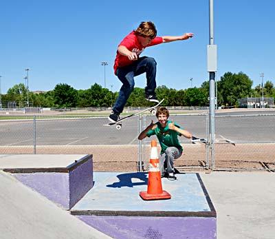 Meet The Sidewalk Skaters The Verde Independent Cottonwood Az