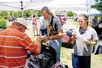 Like all chili cook-offs sanctioned by the Chili Appreciation Society International, the third annual Cornville Chili Cook Off will donate all proceeds toward the Cornville Community Association