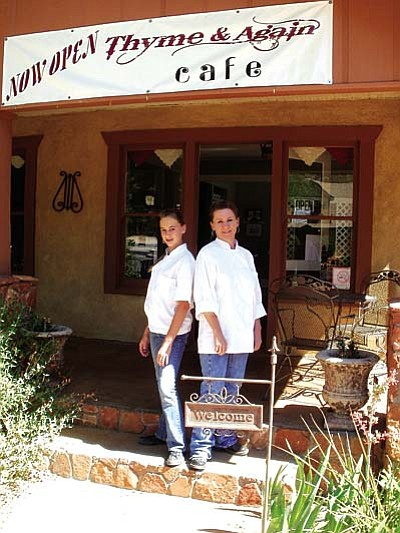 Owner Jojo Brashears and her daughter Kayla have renovated the restaurant next to the OTCA.