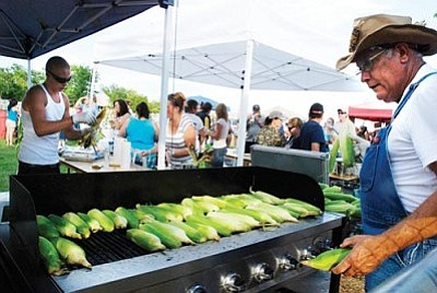 This year, Camp Verde Promotions, organizers of the Cornfest are offering area non-profits an opportunity to raise money by giving out free space, in hopes the organizations will set up booth that help create a carnival-like, family atmosphere.
