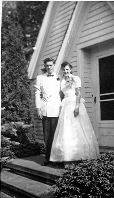 Raymond and Peggy Angus